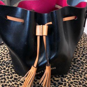 Dooney & Burke Mini Bucket Bag